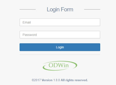 Login - ODWINCMS