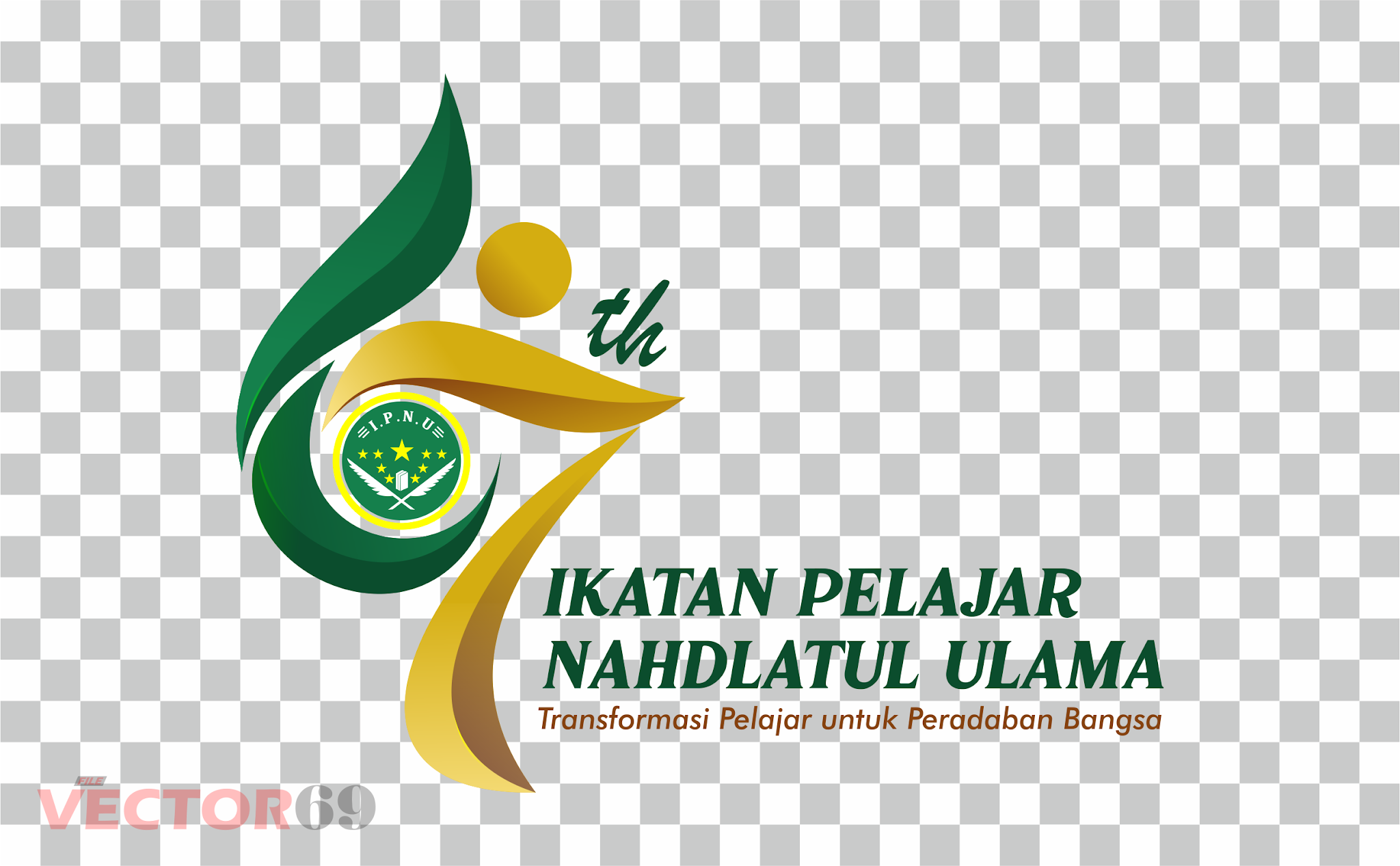 Harlah IPNU ke-67 Tahun 2021 Logo - Download Vector File PNG (Portable Network Graphics)