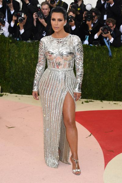 MET Gala 2016: Kim Kardashian