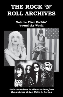 The Rock 'n' Roll Archives, Volume Five: Rockin' 'round the World