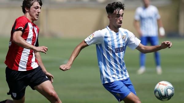 Hoy se pueden adquirir las entradas del Málaga - FC Barcelona Juvenil
