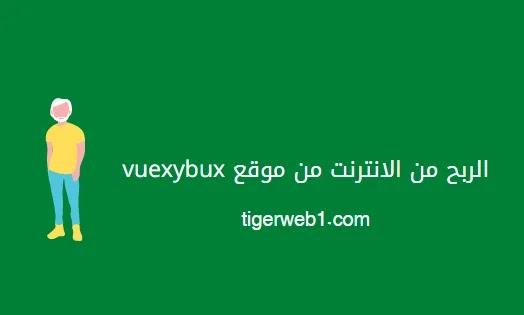 الربح من الانترنت من موقع vuexybux ربح بالروبل و الدولار الامريكي علي البايير