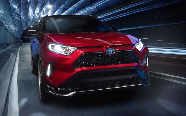 Novo Toyota RAV4 Plug-in Hybrid 2021