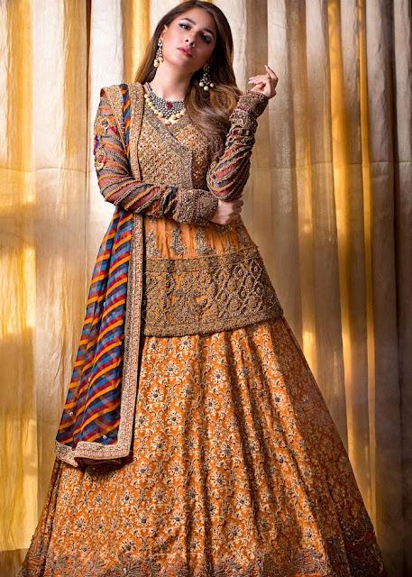 HSY Tangerine Bridal