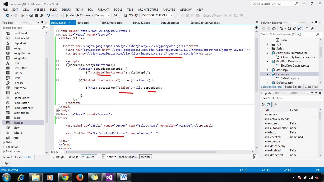 jquery ajax example document ready