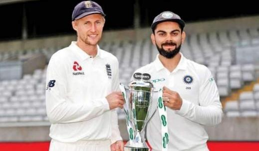 भारत-इंग्लैंड टेस्ट श्रृंखला की शुरुआत 5 फरवरी से, 45 साल बाद भिड़ेंगी दोनों टीमें