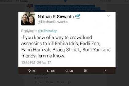 Keadilan Entah Di Mana? Fahri Hamzah, Fadli Zon Dan Fahira Idris Juga Target Dibunuh...