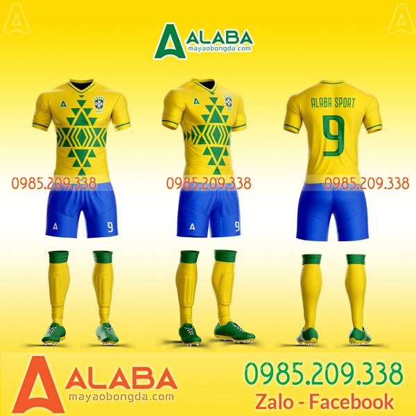 Mua áo Brazil xịn