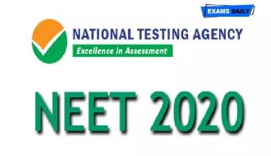 NTA Exam 2020: GMAT, NEET, JEE Main Exam Date Full Schedule