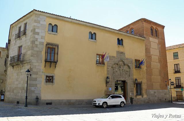Palacio de Valderrábanos de Avila