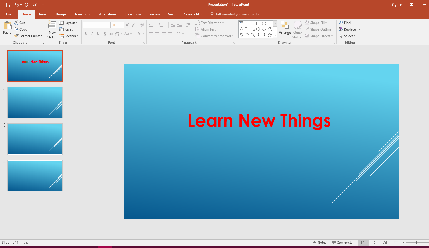 Shortcut Key To Insert & Delete Slides In Powerpoint (20032016)