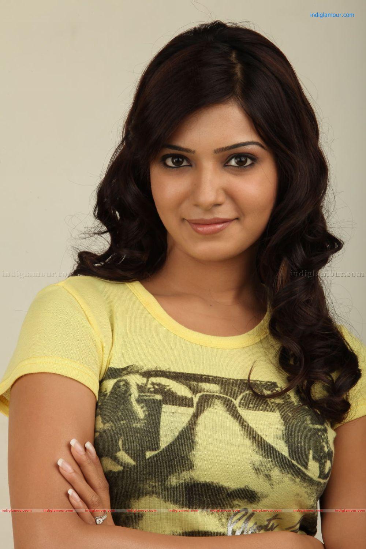 Tamil Actress Samantha Sexy Photos