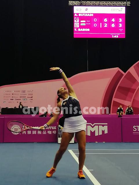 Aldila: Bermain Di Level WTA Berbeda Dengan ITF, Banyak Pemain Top Disini Yang Sudah Pernah Bermain di Grand Slam