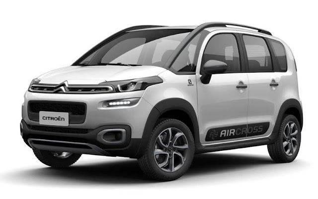 Novo Citroën C3 CROSS Salomon 2017: fotos e preço