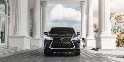 Lexus Resmi Rilis LX 570 SPORT, Tampil Mewah dan Elegan