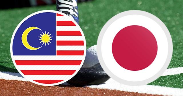 Live Streaming Malaysia vs Jepun 18.10.2018 Hoki Trofi Juara-Juara Asia