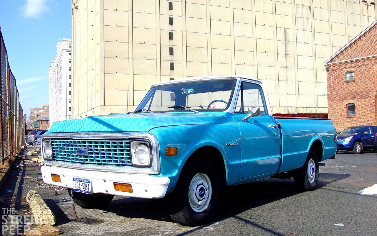 All Chevy chevy c10 wiki : All Chevy » 1972 Chevy C10 Long Bed - Old Chevy Photos Collection ...