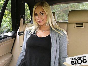 Fake Taxi – Nathaly Cherie: Big Tits and Great Curvy Body