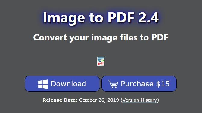 Unduh Aplikasi Image To PDF
