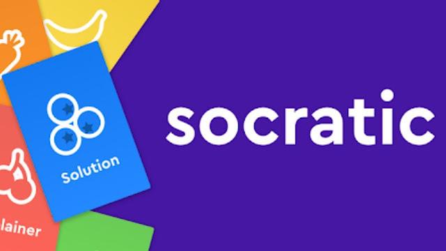 تطبيق جوجل لحل الحسابات و المعدلات الرياضية Socratic by Google