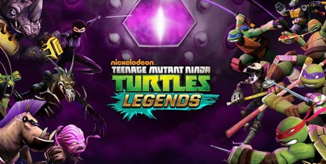 تحميل لعبة سلاحف النينجا للأندرويد من متجر جوجل بلاي تنزيل لعبة سلاحف النينجا Ninja Turtles Legends Apk للاندرويد تنزيل لعبة سلاحف النينجا للأيفون من متجر اب ستور