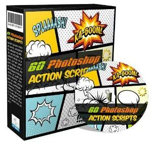 photoshop action script
