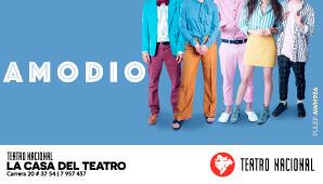 AMODIO | Casa del Teatro Nacional
