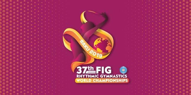 GIMNASIA RÍTMICA - Mundial 2019 (Bakú, Azerbaiyán)