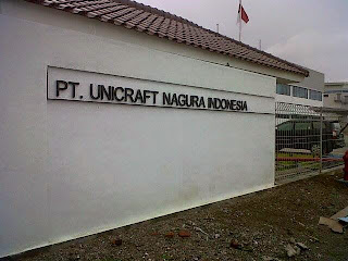 Lowongan Kerja PT Unicraf Nagura Indonesia GIIC Deltamas Cikarang