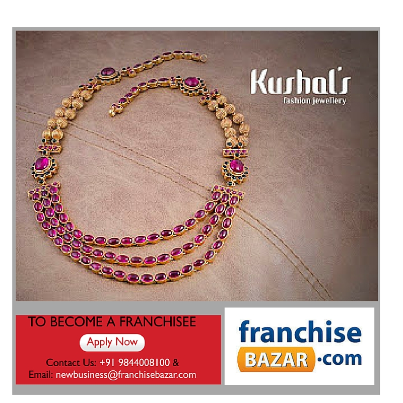 Top Fashion Jewellery Franchise in India Gets Trendy