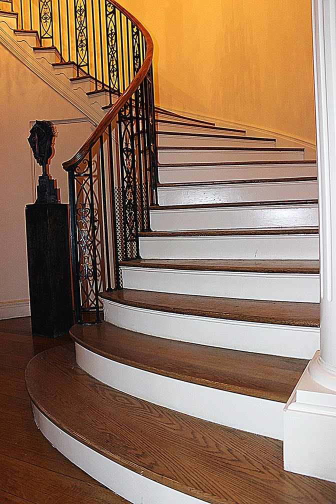 Stair refinishing NYC
