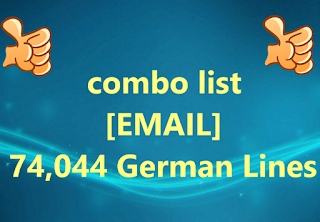 combo list [EMAIL]  German Lines