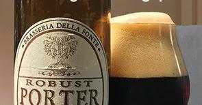 Brasseria della Fonte - Robust Porter & English Pale Ale