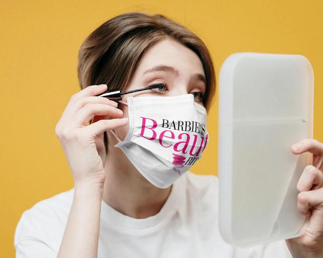 Dicas para evitar que seu rosto saia do rosto por usar uma máscara facial por barbies beauty bits