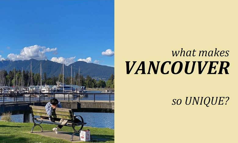 a picture of the bay area in Vancouver, Canada