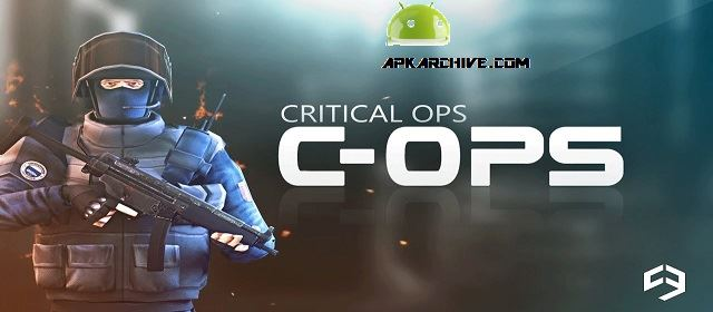Critical Ops v1.8.0.f770 Mod apk oyun indir