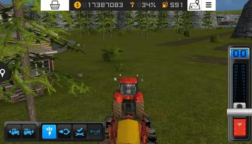لعبة Farming simulator