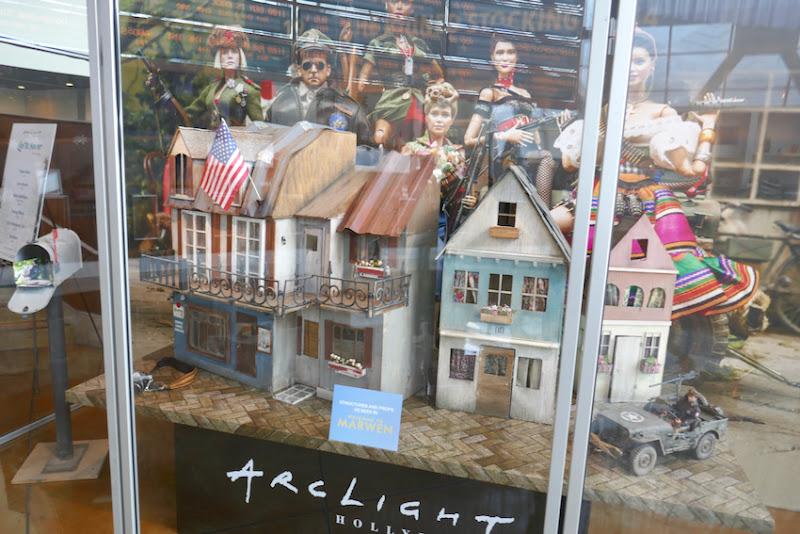 Welcome to Marwen miniature village model