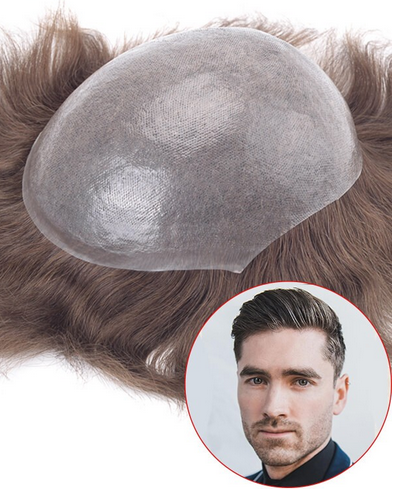 The best skin hair systems for men! 5 lightweight, thin skin hairpieces to help men look amazing in 2020.