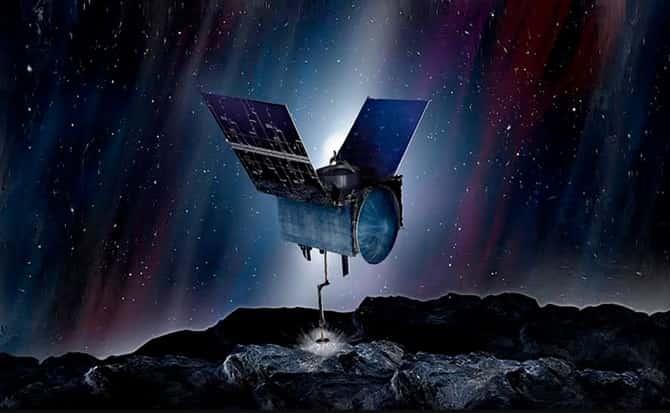 espacio, asteroides,