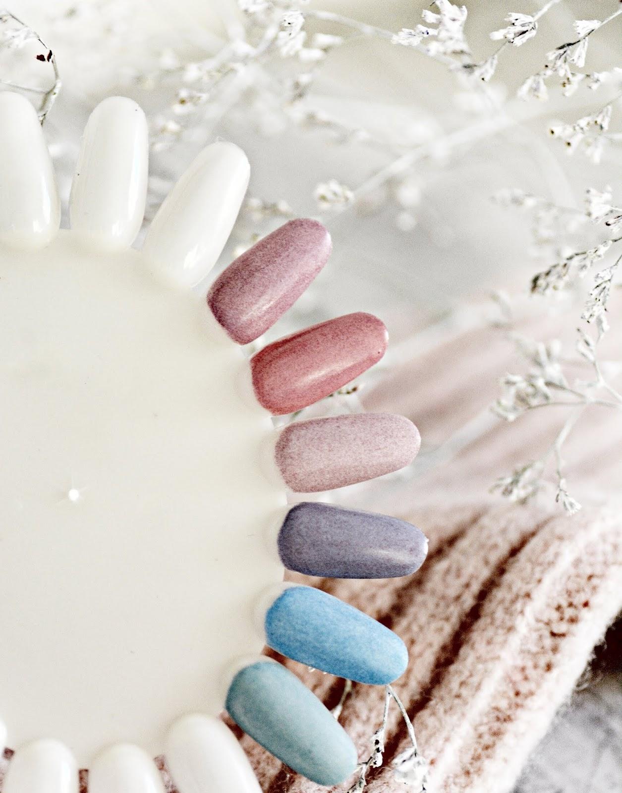 semilac sweater weather kolekcja semilac, wzronik, kolory, błysk, mat