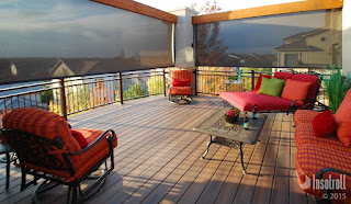 Made in the Shade can customize exterior shades for your Prescott home or business and help lower your energy costs.