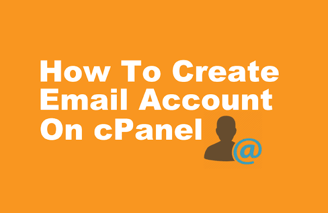 How To Create Email Account With Domain Name On cPanel - Step By Step | Business Email