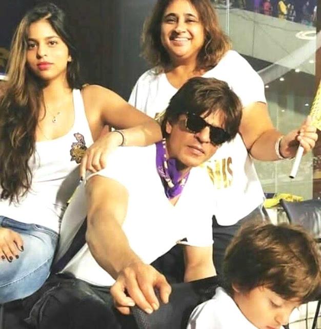 Shah Rukh Khan & daughter Suhana Khan