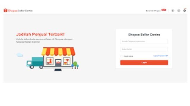 Cara Membuat Akun Shopee Untuk Jualan