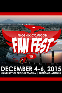Phoenix Comicon Fan Fest 2015