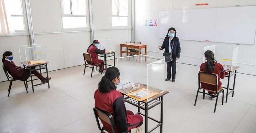 Las UGEL de Arequipa evaluarán el reinicio de clases presenciales en zonas rurales
