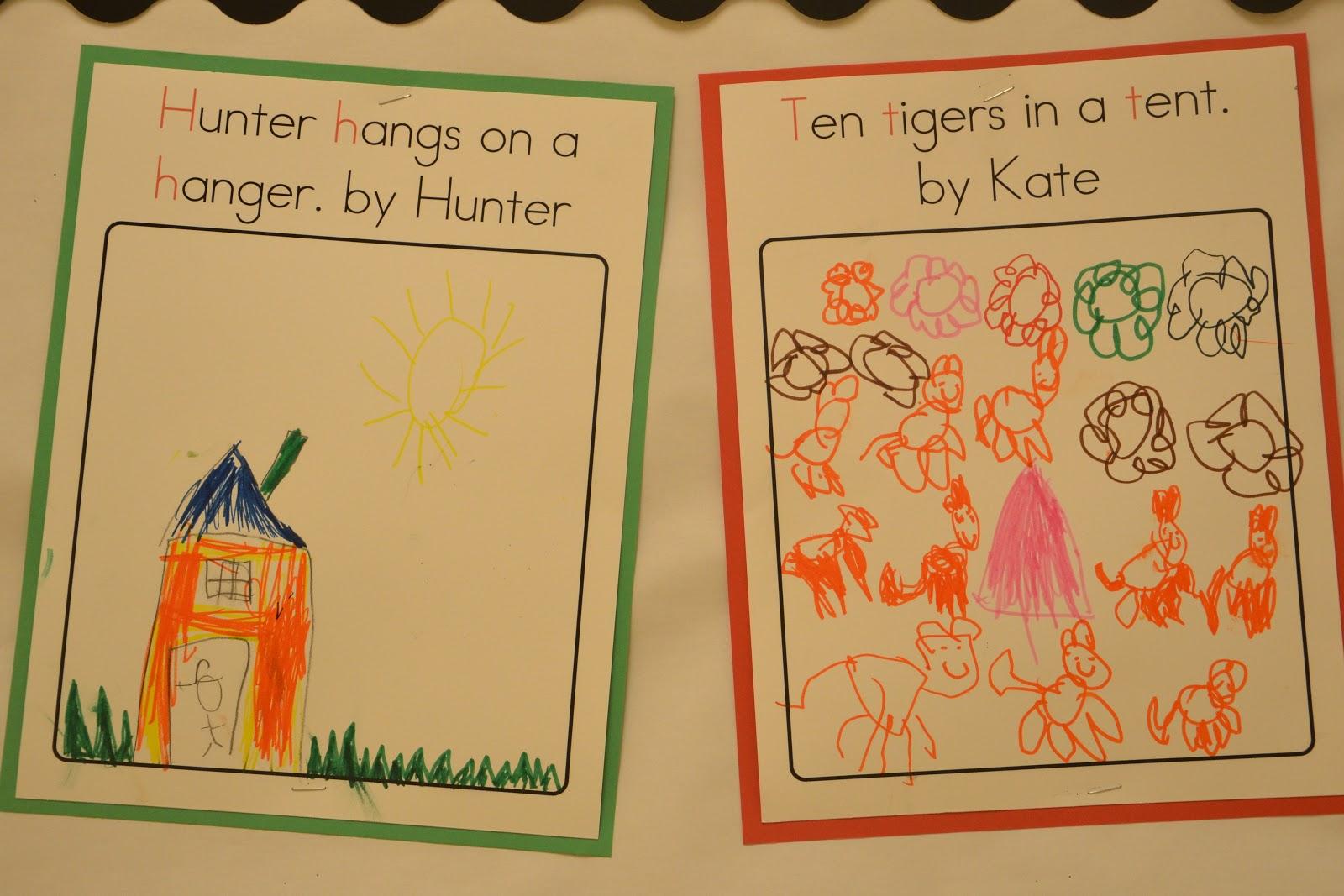 A Place Called Kindergarten Writing Workshop