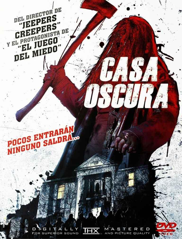 Casa Escura Torrent - Blu-ray Rip 720p Dual Áudio (2015)