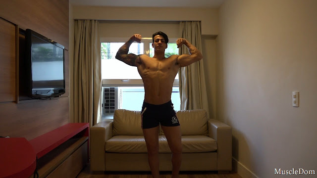 MuscleDom - Darius